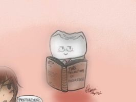 Wisdom tooth. by TheGweny