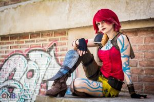 Lilith - Borderlands 2 by IssssE