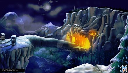 Background concept by yonson-cb
