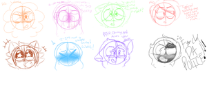 Expressions Practice by CookieCupcakesGalore