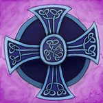 Celtic sign (practicing my 3D) by aljones414