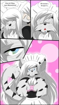 Snow Angel Maid TF/TG Page 5 by TFSubmissions