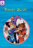 Tanuki Blade Cover 2 by Speezi