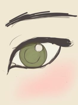 The eye of Demeter by 0xNic-Onlinex0