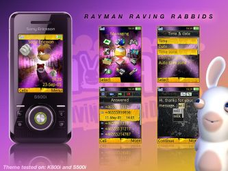 Rayman Raving Rabbids theme by SaviourMachine