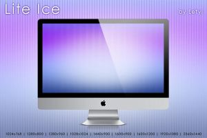 Lite Ice Wallpaper by Letyi