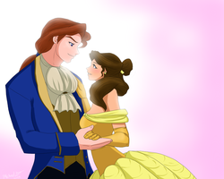 Tale as old as Time by Ninja-8004