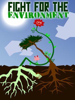 Fight for the Environment by Domain-of-the-Public