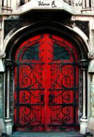 Behind the Red Door by Gothic-Mystery