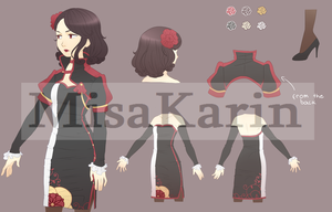 Adoptable Auction - Valeria (SOLD) by MisaKarin
