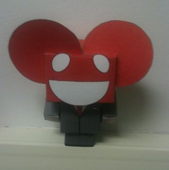 Cubee: Deadmau5 by 7ater