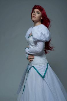Ariel: princess of land and sea by FuriePhoenix