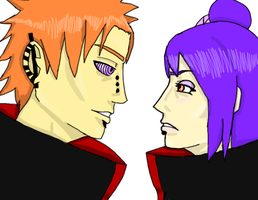 Do You Remember, Konan? by theebombdiggity