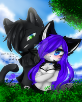 Would you date me baby? Collab by MarTheVampWolf