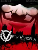 V for Vendetta Poster 1 by eXiGe2