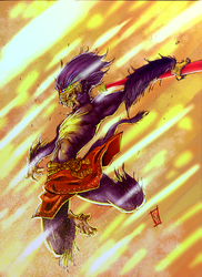 Sun Wukong by t5FX