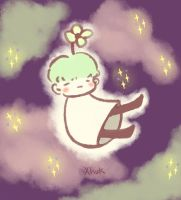Suga in the dream by Xhuk