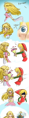 A Valentine Between Worlds by To0nLink