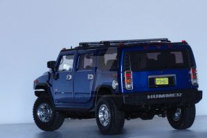 Hummer h2 by COMMANDER--WOLFE