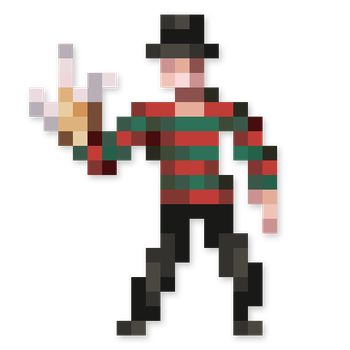 Day #17 - Freddy Krueger by JINNdev