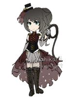 [CLOSED] Ringmaster Adopt [AUCTION] by SoraHikarii