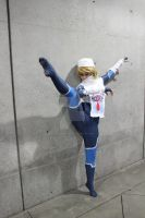 Attack!- Sheik cosplay by UnwoundRibbon