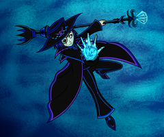 Unleash the Power of the Mage by 6t76t