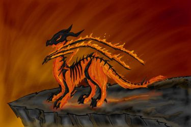 firedragon by Cheesedemon88