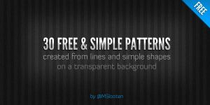30 Simple Patterns by mslooten