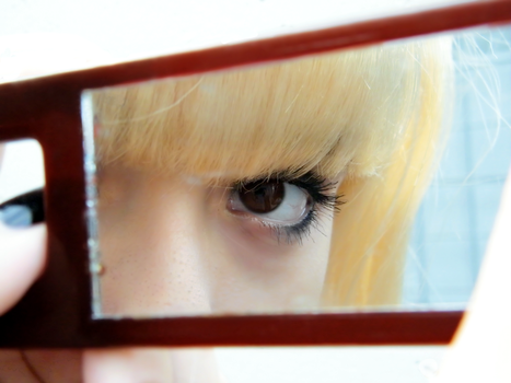 Amane Misa - Indirect Look by TheGothica