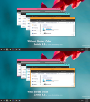 Letein Theme Windows 8.1 by Cleodesktop