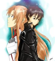 SAO - Sword Art Online by guto-strife-1
