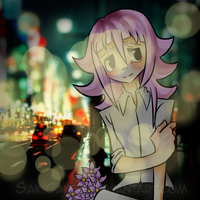 .::CroMa::. Waiting for my Love. by SakiCakes