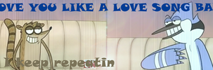 I love you like a love song (morby) by littleangel190