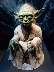 Yoda by MysteriousMaemi