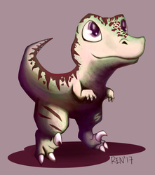 Mini Raptor by fluoroid