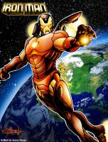 IronMan Finished by DCON