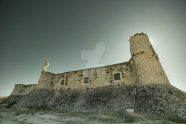 The Castle of Chinchon by Astaroth667