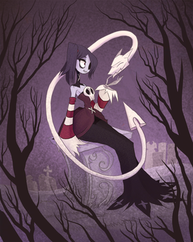 Squigly by CottonValent