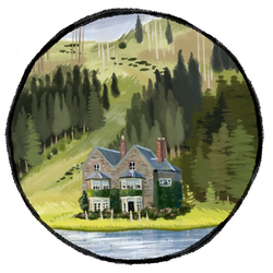 Mountain Home by GrilledandCheesed