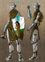 Sela Warforged by Duomi
