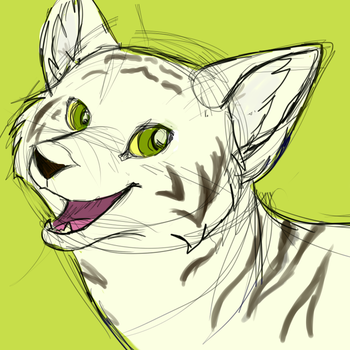 Icon Commission WIP by Almirah