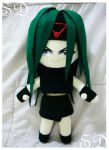 Envy - SD Plushie by renealexa-plushie