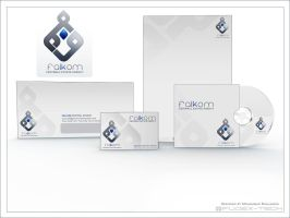 Falkom Corporate by fudexdesign