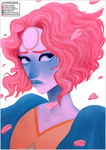 Steven Universe | Pearl [Speedpaint] by H0nk-png