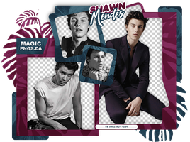 PACK PNG 995| SHAWN MENDES by MAGIC-PNGS