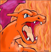 Charizard by PadfootSquarepants