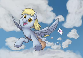 Fly-by Mailmare by ThatAsianMike