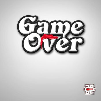 game over logo by mohanmadabd
