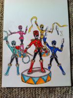 Circus sentai team preview by buddyfrank